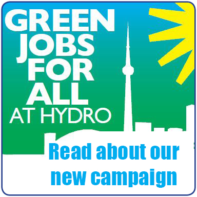 Green Jobs for All at Hydro